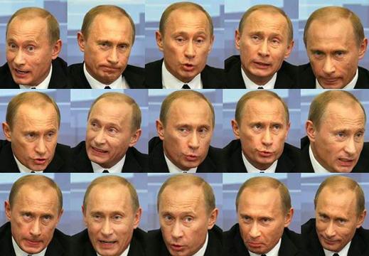 Многоликий Путин