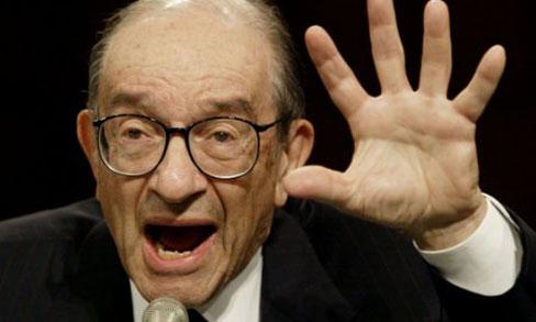Алан Гринспен - повелитель экономических ураганов