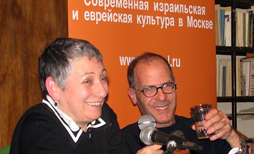 Людмила Улицкая на каком-то мероприятии