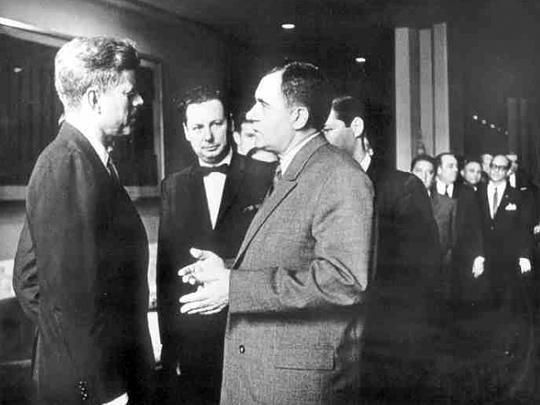 Джон Кеннеди и Андрей Громыко