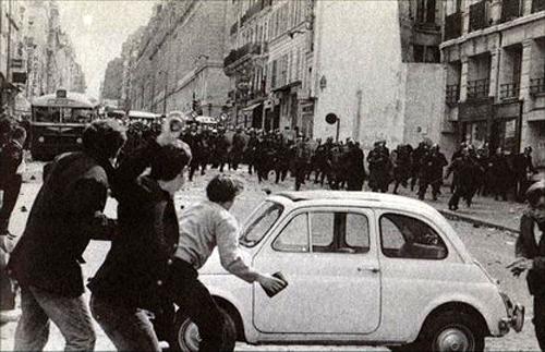 За нашу и вашу свободу. Май 1968 года. Студенческая революция в Париже