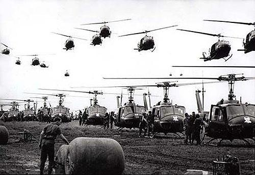 Вьетнам. Полет американских валькирий