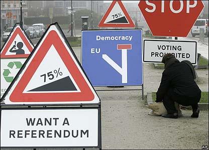 Подготовка к референдуму в Ирландии