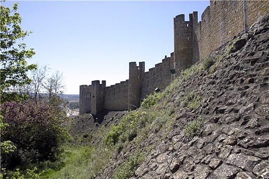 Замок Томар. Фото Александра Глазкова