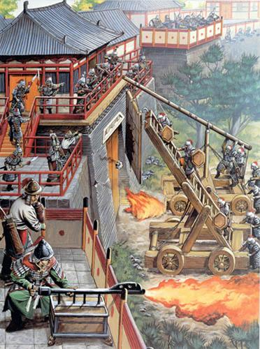 Китайский штурм