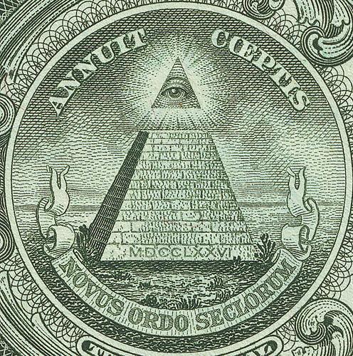 Долларовая пирамида