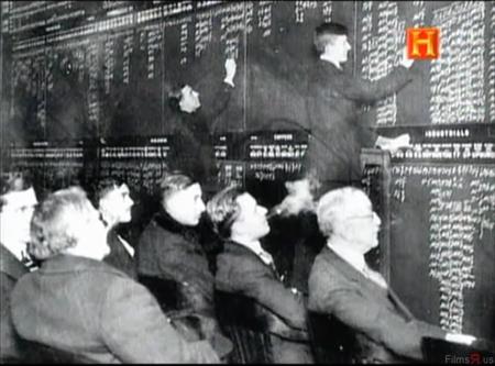 Игроки наблюдают крах биржи