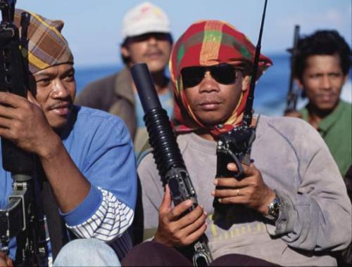 Сомалийские пираты очень хорошо оснащены и имеют связи с западными охранными структурами