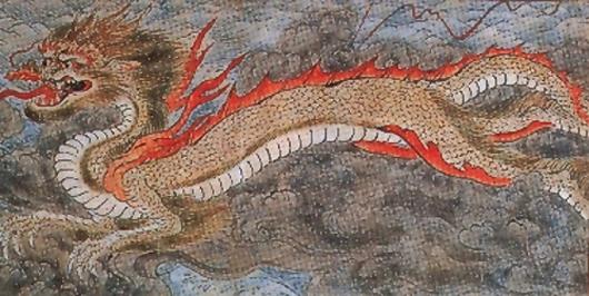 Лун. Китайский дракон