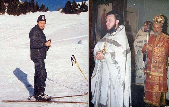 Весна патриарха. Впрочем, буквально это Рождество 1975 года, Швейцария. Кирилл катается на лыжах в горах, служит в церкви. Эх, славные были времена. Но не для всех, для избранных. Уже тогда?
