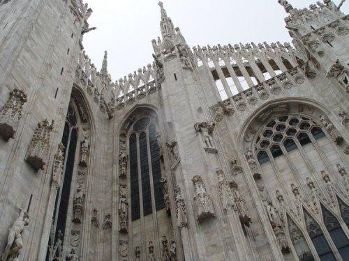 Собор Notre Dame в Шартре