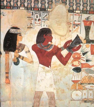 Египтяне торгуют