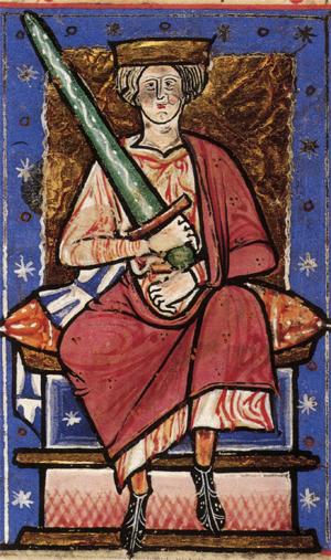 Король Англии Этельред II Неразумный