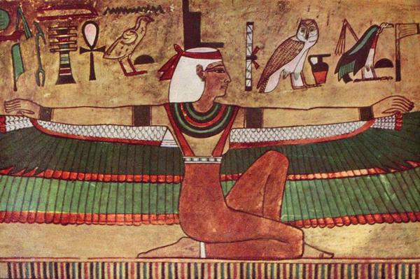 Египетская богиня Исида