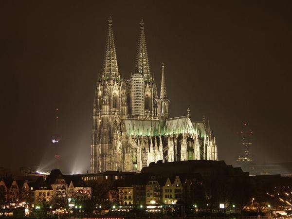 Собор Notre Dame в Кельне