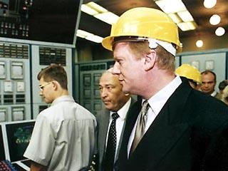 Анатолий Чубайс реформирует электроэнергетику России