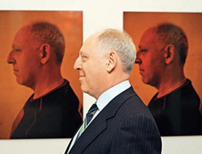Александр Погорельский покровитель искусств