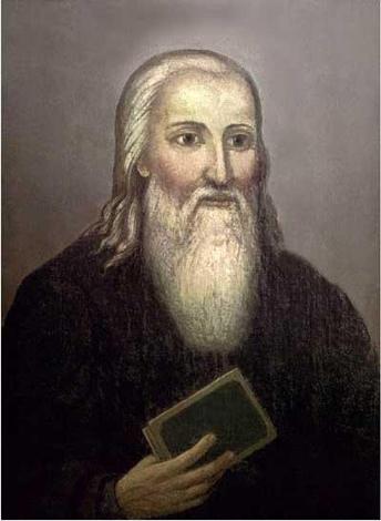 Зосима Верховский, по его имени назван старец Зосима в романе Достоевского
