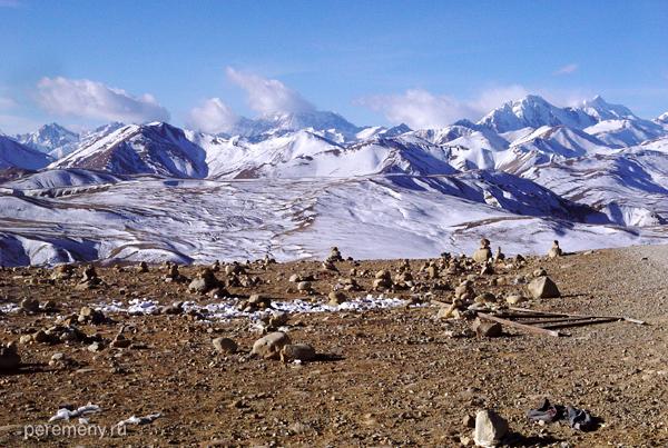 Тибет. Фото: Михаил Побирский