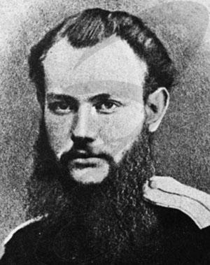 Петр Кропоткин во времена службы на Амуре