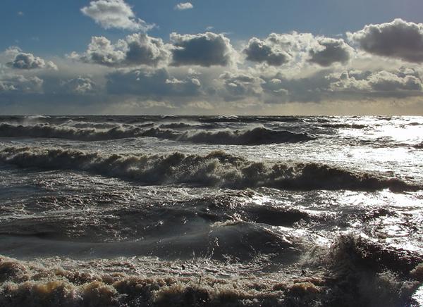 Периодичность морских волн