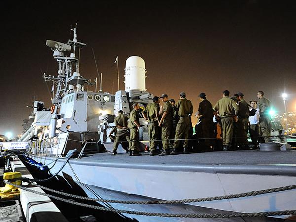 Израильский спецназ