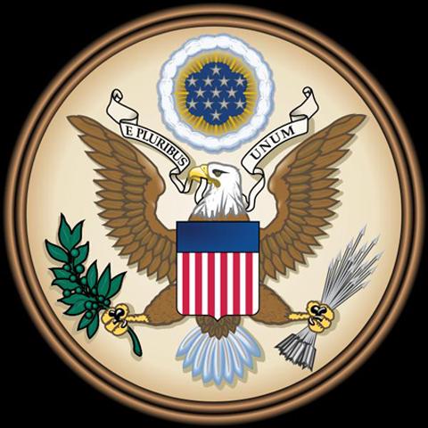 Государственная печать США