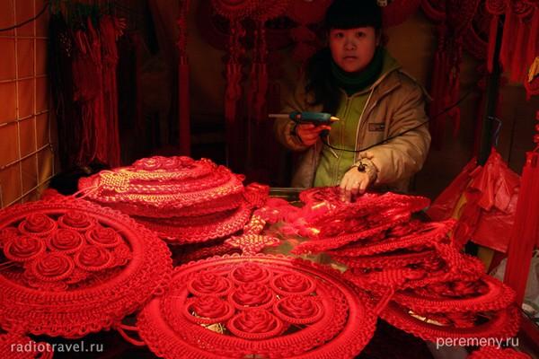 Наньнин. Рынок. Фото Ольги Молодцовой