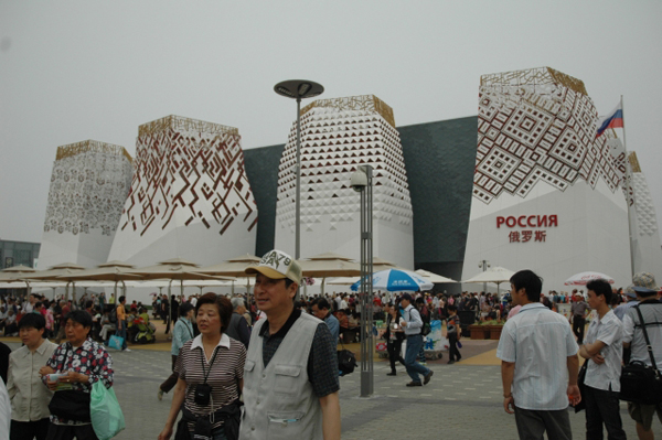 Павильон России на ЭКСПО-2010 в Шанхае