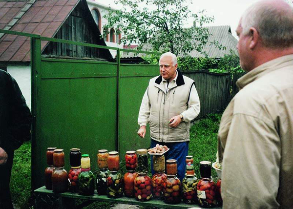 Виктор Степанович и закрутки