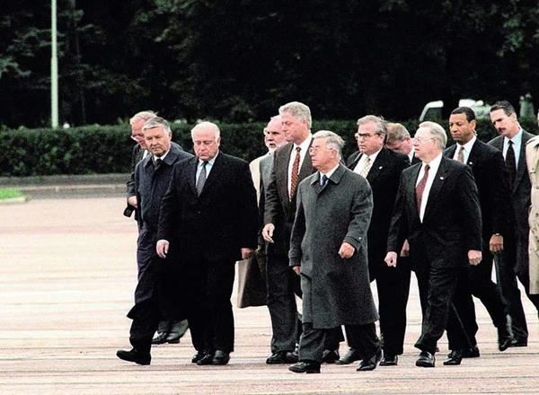Черномырдин, Клинтон и прочие