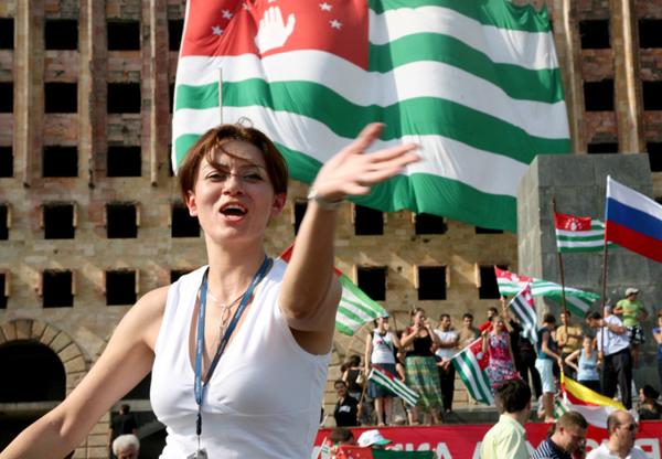 Абхазия ликует