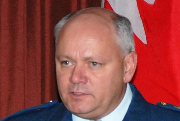 Генерал Чарлз Бушард