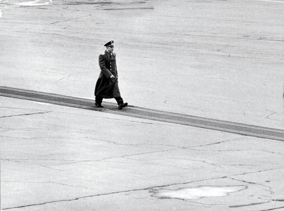 Возвращение Гагарина в Москву