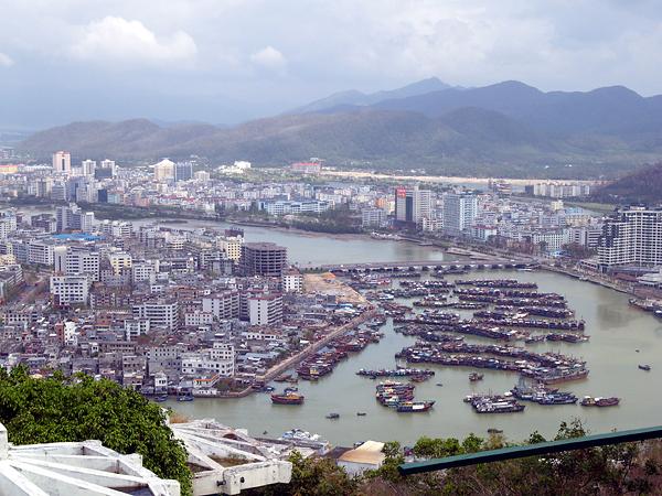 Китайский остров Хайнань, место проведения саммита БРИКС