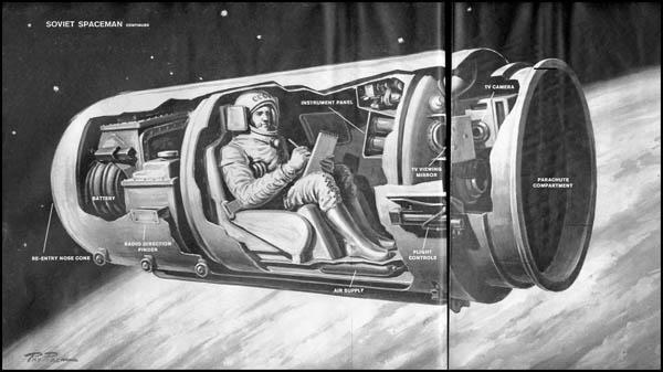 Космический аппарат Гагарина