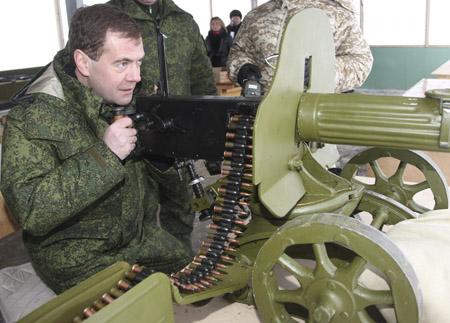 Пулемет системы Максим