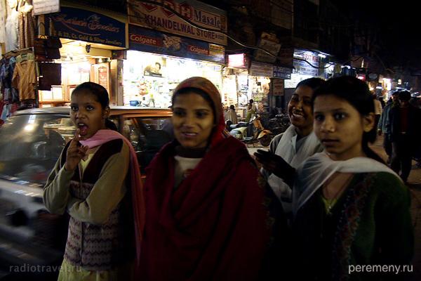Многоликая Индия. Фото Глеба Давыдова