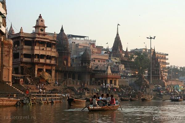 Индия. Варанаси (штат Уттар-Прадеш). Фото Глеба Давыдова