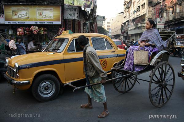 Индия. Калькутта. Фото Глеба Давыдова