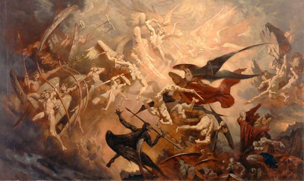 Alexey Steele. Битва ангелов. Война смыслов - это война духовных сил
