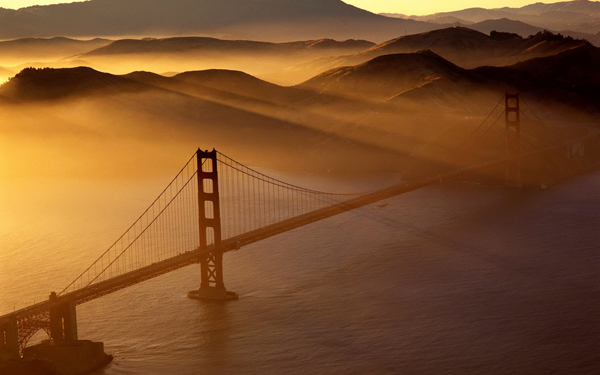 Мост. Восход