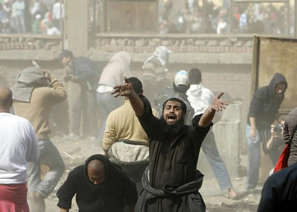 На баррикадах Каира