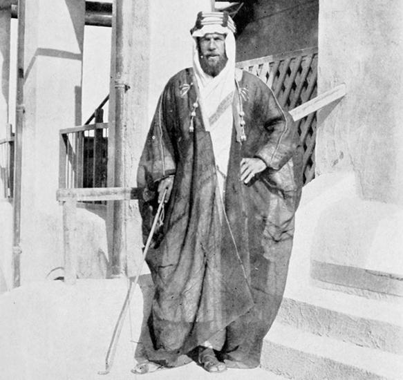 Гарри Сент-Джон Филби, друг короля Ибн Сауда, британский агент, создатель экономического процветания Саудовской Аравии. Все-таки в истории этого нового Лоуренса Аравийского (после обрезания Гарри стал именоваться Абдуллой) что-то нечисто