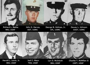Американцы, погибшие в Иране