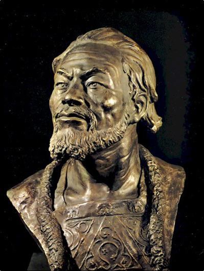 Белый Царь Андрей Боголюбский