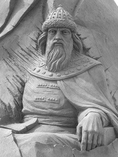 Белый Царь Иван Калита