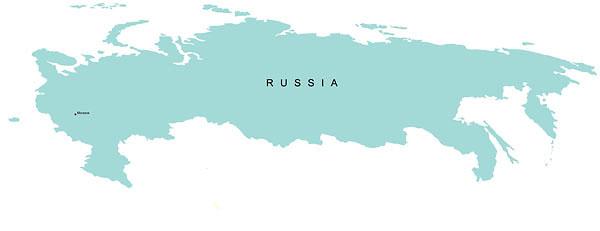 Рис. 5.1. Россия 1991 года.