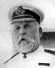 Э. Смит, капитан парохода «Титаник»
