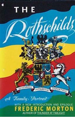 Три слова на белой ленте герба Ротшильдов: Concordia (Гармония), Integritas (Целостность) и Industria (Усердие)